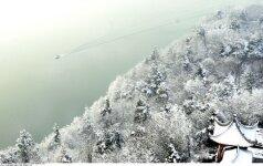 Rizikinga: neramioje jūroje kinai statys plūduriuojančias atomines elektrines