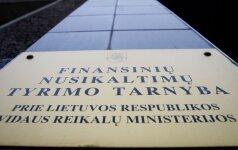 Naują FNTT vadovą tikimasi paskirti iki balandžio vidurio