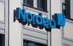 """""""Nordea"""" Baltijos šalyse per tris ketvirčius uždirbo 72 mln. eurų"""