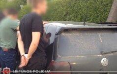 Prekybos žmonėmis grupuotėje veikė ir jau už grotų esantys nusikaltėliai