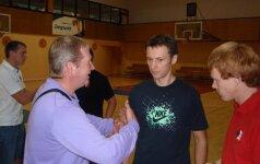 R.Paulauskas: sostinės krepšinio mokykla akcentuoja meistriškumą
