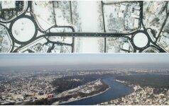 Išrink gražiausią žiemos miestą: Vilnius ar Kaunas atrodo geriau?