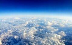 Virš Arkties aptikta didžiulė ozono skylė, jos riba yra arti Lietuvos