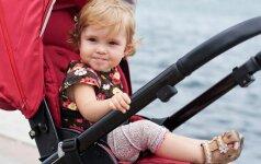 Kas lietuviams iš tiesų rūpi renkant vežimėlį vaikui?