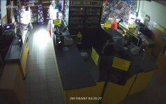 Šiaulių policija ieško nufilmuotų įsilaužėlių