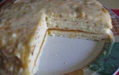 """Tikras skanėstas: kaip išsikepti """"Napoleono"""" pyragą keptuvėje"""