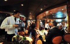 Virtuvės paslaptys: kruizinių laivų padavėjo išpažintis