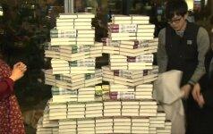 Japonijoje pristatyta naujausia kultinio rašytojo H. Murakami knyga