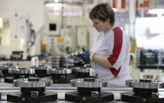 SEAT Componentes gamykloje surenkamos pavarų dėžės