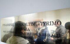 FNTT įtaria sukčiavimą prekiaujant statybinėmis medžiagomis