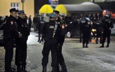 Bosnijos ir Hercegovinos policija