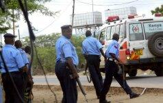 Kenija: iš psichiatrijos ligoninės pabėgo daugiau kaip šimtas pacientų