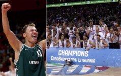Europos čempionatai nebeįdomūs žvaigždėms: mitas ar tikrovė?