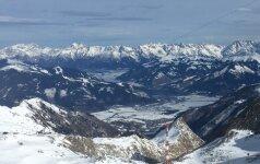 Palaidota šveicarų pora, dingusi Alpėse prieš 75 metus