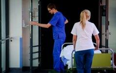 Vilniaus ligoninėje — subadytas 19-metis: paaiškinimas neįtikėtinas