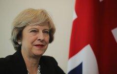 """D. Britanijos """"geležinės ledi"""" stiliaus pasirinkimas sukėlė apkalbų laviną"""