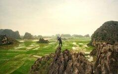 Jokūbo kelionė po Vietnamą