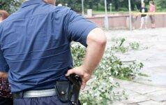 Asmens ir turto apsaugos paslaugas galės teikti ir fiziniai asmenys