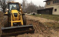 Pranešęs apie nelegalias statybas sulaukė keršto ir piktų grasinimų