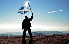 Kodėl Škotija greičiausiai nesurengs antro referendumo dėl nepriklausomybės