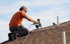 Koks stogas geriau – plokščias ar šlaitinis?