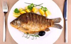 Mokslininkai įvardijo, kokių vandens telkinių žuvies verčiau atsisakyti