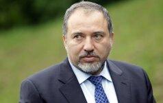 Izraelio gynybos ministru oficialiai prisaikdintas ultranacionalistas