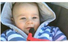 Originali tėčio dovana sūnui: filmavo po vieną sekundę kasdien visus metus VIDEO