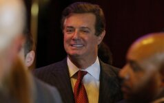 Buvęs D. Trumpo kampanijos vadovas patvirtino gavęs 17 mln. dolerių iš V. Janukovyčiaus partijos
