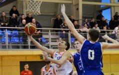 NKL talentas šešiolikmetis D. Giedraitis debiutu pranoko visų lūkesčius