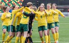 Lietuvos jaunių merginų (U18) futbolo rinktinė
