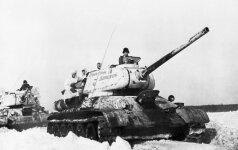Amerikiečių leidinys sudarė sovietų ginkluotės reitingą