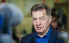 Premjeras A. Butkevičius pralaimėjo rinkimus Vilkaviškio apygardoje