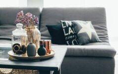 Specialistės patarimai: kaip sumaniai tvarkyti namus