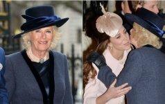 Skandalingosios princo Charleso žmonos Camillos grožio paslaptis – nuodai
