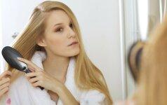 Ar dažyti plaukus nėštumo metu?