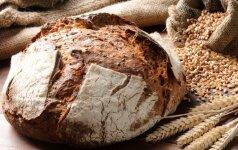 Kvapni naminė ruginė duona