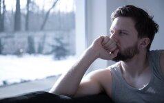 Kodėl vyrai po 30-ies nori mažiau sekso