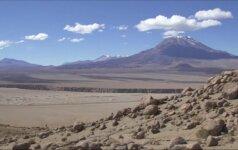 Čilės Atakamos dykumoje glūdi gyvybės Marse paslaptis