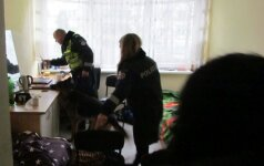 Šiaulių profesinio rengimo centre vėl aptikta narkotikų
