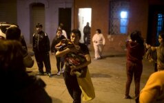 Čilę supurtė 6,3 balo žemės drebėjimas
