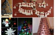 Konkurso puošiame namus Kalėdoms nugalėtojai