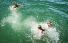 Sinoptikai žada trijų dienų karščio bangą