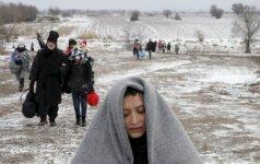R. de Wijkas: Europą yra ištikusi krizė, kokios dar nesame matę
