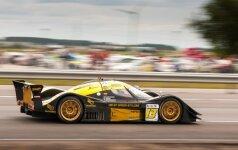 Kvalifikacijoje greičiausiai važiavo R. Čapkausko pilotuojamas Aquila CR1 bolidas