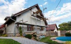 Kas naudingiau – namą pirkti ar statytis?