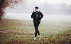 Bėgiojimas pavasarį: klaidos, kurių geriau nedaryti