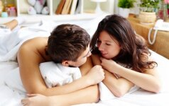 Sekso badas: kas nutinka su jūsų kūnu, kai nustojate mylėtis