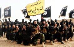 """""""Islamo valstybė"""": nukirsdintos galvos, fanatizmas ir sekso vergės"""