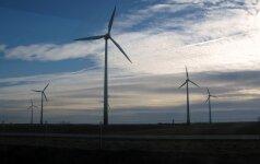 Prieš vėjo jėgaines – gąsdinanti informacija